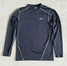 Under Armour Mens Coldgear Armour Fitted Shirt, Size Medium