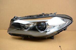 Mint! 14 15 16 BMW F10 LCI 5-Series Left Driver LH Xenon HID Headlight OEM