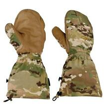 Outdoor Research Firebrand Alti Mitts Gore-tex Mittens Leather SOF USA Multicam