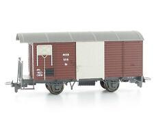 Bemo 2273306 gedeckter Güterwagen Gk 556 MOB H0m