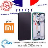 Originale Ecran LCD Complet Vert Pour Xiaomi Redmi Note 8 PRO Avec Châssis