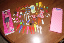 POLLY BARBIE DOLL WITH BED AND ACCESSORIES 11 AND 1/2 INCHES TALL NEW IN PACKAGE
