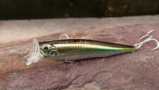 Bass Lure Bulldozer 80 Pencil Baitfish 80mm 20g Long Cast Sinking Shallow Runner