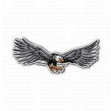 Bald White Head Eagle Bumper Laptop Truck Car Sticker