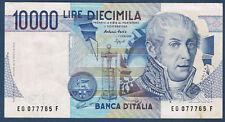 BILLET de BANQUE.ITALIE.10 000 LIRE Pick n°112.b du 3-9-1984 en TTB EG 077765 F