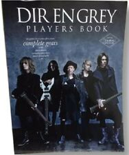 Dir en grey - Players Book Magazine - Japan Metal Visual Kei Sukekiyo Un Deux
