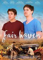 MICHAEL/TAYLOR,JENNIFER GRANT - FAIR HAVEN-ORIGINAL KINOFASSUNG   DVD NEUF