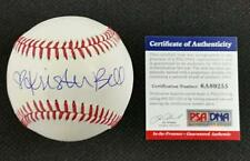 KRISTEN BELL Signed Baseball Actress Frozen The Good Place Veronica Mars PSA/DNA