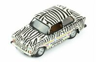 IXO CLC271 TRABANT 601 ZEBRA (TRABI SAFARI) diecast model car 1970 1:43rd scale