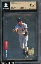 1993 SP Foil #279 Derek Jeter New York Yankees RC Rookie BGS 9.5 GEM MINT