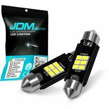 Jdm Astar 2x 42mm 6 Smd White Led Interior Trunk Light Bulb 569 578 211 2 6413 A
