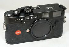 LEICA M4-P Leitz Canada year 1980 # 1544592 very nice user EXC+