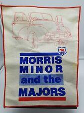 More details for vintage 80s 90s original rock metal back patch morris minor and the majors