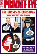 PRIVATE EYE 1252 - 25 Dec 2009 - 7 Jan 2010 - Blair Britton Brown Cameron