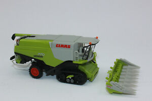 Wiking 038913 Claas Lexion 770TT Combine Conspeed Corn Attachment 1:87 H0 New