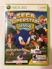 Sega Superstars Tennis With Xbox Live Arcade Compilation - Microsoft Xbox 360