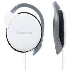Panasonic fin stéréo à clipser OnEar Casque casque- blanc pour Musique MP3