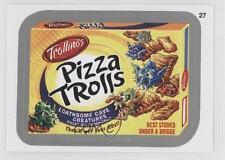 2013 Topps Wacky Packages All-New Series 11 #27 Trollino's Pizza Trolls Card 0j6