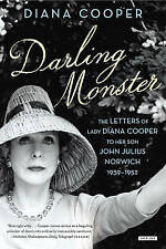 USED (GD) Darling Monster: The Letters of Lady Diana Cooper to Son John Julius N