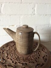 Pottery Tea Pot B J C Mark To Base