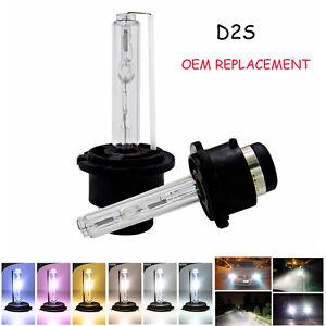 2pc Genuine OEM Onyx HID Xenon PAIR D2S D2R for Osram or Philips Headlight Bulbs