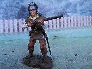 1/32  Del Prado Bohemian handgunner 1500 metal figure