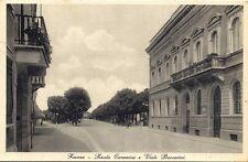 P1131  Ravenna  FAENZA   Scuola Ceramica e Viale Baccarini