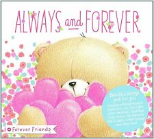 Forever Friends: Always and Forever 3CD SET POP,DISCO LOVE HITS
