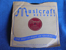 Duke Ellington/Diminuendo in Blue/Jam-a-Ditty/78/Musicraft 511/NEW OLD STOCK*