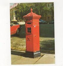 Primo giorno bagno MUSEO POSTALE TIMBRO POSTALE 1983 cartolina 465b