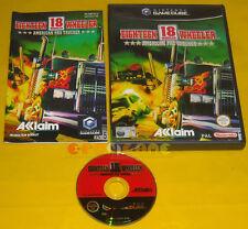 EIGHTEEN WHEELER GameCube Versione Inglese 18 »»»»» COMPLETO