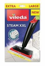 Vileda Steam XXL Ersatz-Mikrofaserbezug - Weiß, 2 Stück