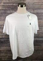 New Polo Ralph Lauren Mens Short Sleeve Tee Shirt Size Large