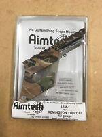 Aimtech ASM-1 Realtree Advantage camo shotgun mount for Remington 1100 12ga