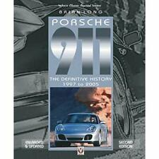 Porsche 911: The Definitive­ History 1997 to 2005 (Upda - Paperback / softback N