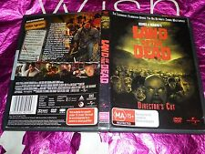 LAND OF THE DEAD DIRECTOR'S CUT (EX-RENTAL) (DVD, MA15+) (127998 A)
