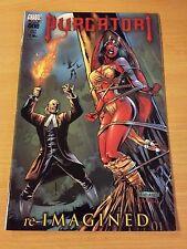 Purgatori Re-Imagined #1 ~ Near Mint Nm ~ 2002 Chaos! Comics