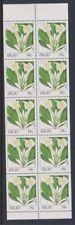 Palau - 1987, 14c Fir, Flowers Booklet Pane - MNH - SG 176