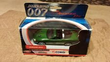 JAMES BOND 007 JAGUAR XKR THE ULTIMATE BOND COLLECTION TYO7601 BY CORGI NEW