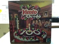 Vimto Cluedo Board Game - Hasbro - New But Unsealed
