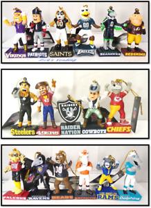 NFL Team Mascot Statue Ornament by Team Sports America