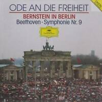 Bernstein in Berlin: Ode to Freedom / Symphony No. 9 - Audio CD - GOOD