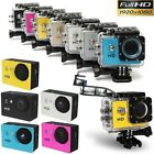 SJ4000 Full HD 1080P Camera 12MP 30M Waterproof Sports Action Camera DV CAR DVR