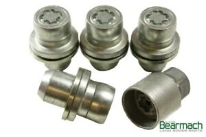 Land Rover Locking Wheel Nuts (set of 4) Part# BA018D/LR043820