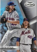 Jacob deGrom 2018 Topps Gold Label Class 1 Base Mets #63