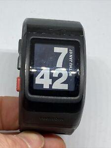 Nike Sportswatch GPS Nike+ Powered By TomTom Red WM0069 Sport Wrist Watch