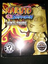 "FUNKO Golden Naruto 3"" Mini Vinyl Figure |BRAND NEW SEALED Gamestop Gold"