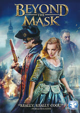 Beyond the Mask, DVD
