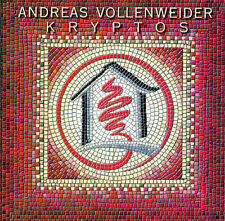 "ANDREAS VOLLENWEIDER ""Kryptos"" CD! BRAND NEW! STILL SEALED!!"
