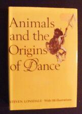 Steven Lonsdale - Animals & The Origins Of Dance - hbdj 1981